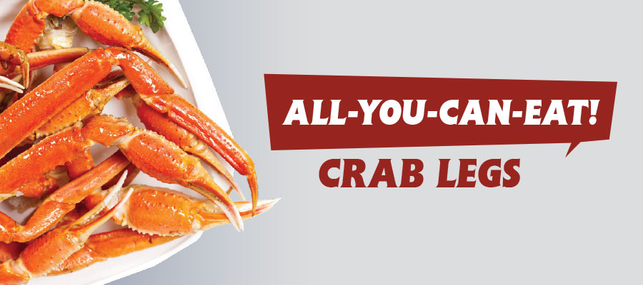 All-You-Can-Eat Crab Legs