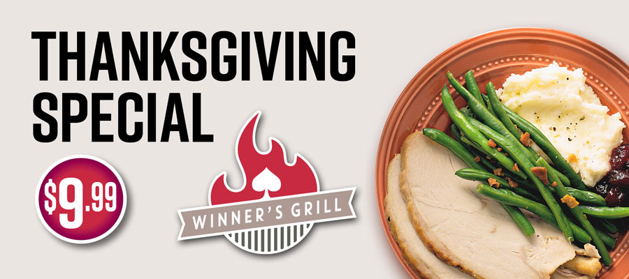 Thanksgiving Special - $9.99