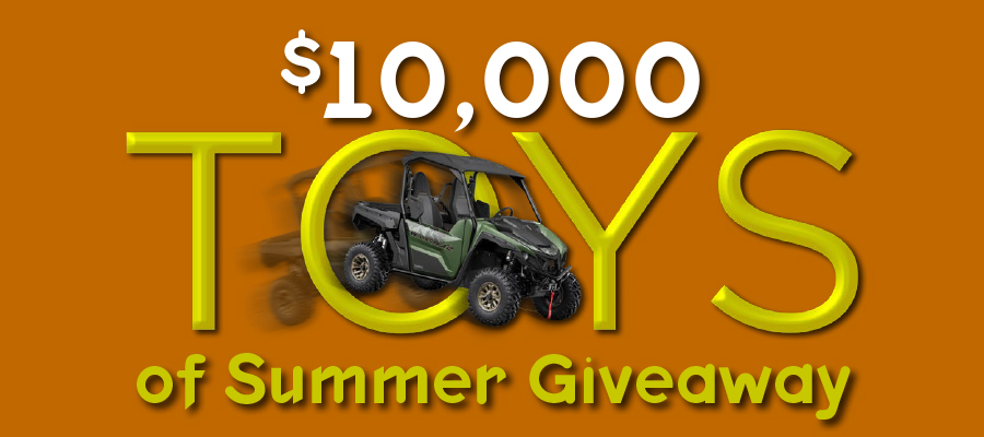 $10,000 Toys of Summer Giveaway